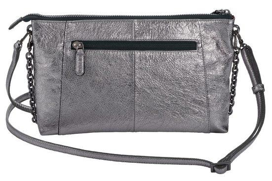Picard Tasche mit Metallic-Finish