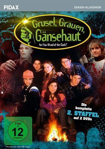 DVD »Grusel, Grauen, Gänsehaut - Die komplette 2....«