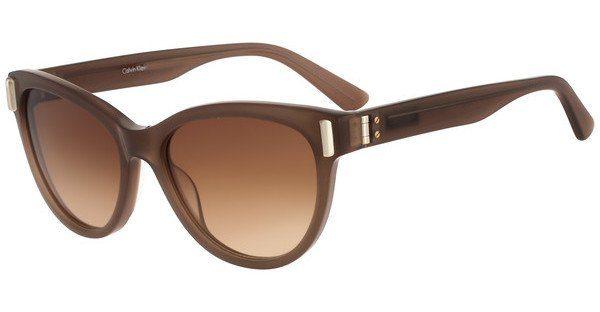 Calvin Klein Damen Sonnenbrille » CK8507S«, schwarz, 001 - schwarz