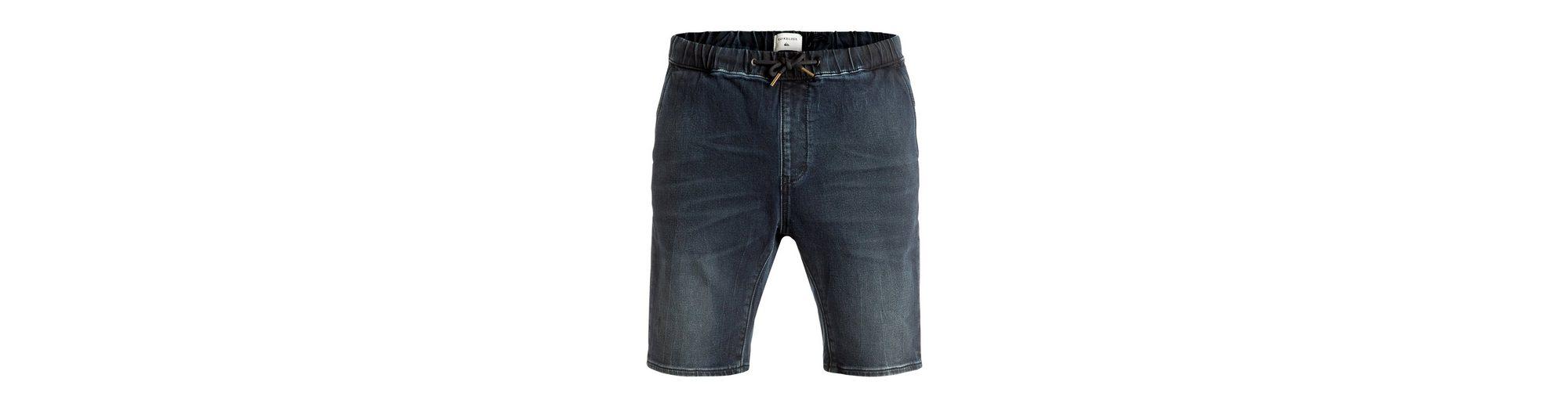 Quiksilver Denim-Shorts Fonic Blue Black - Denim-Shorts Ausgang Wählen Eine Beste Rabatt Genießen Durchsuche Outlet Rabatt Authentisch P7f5VK