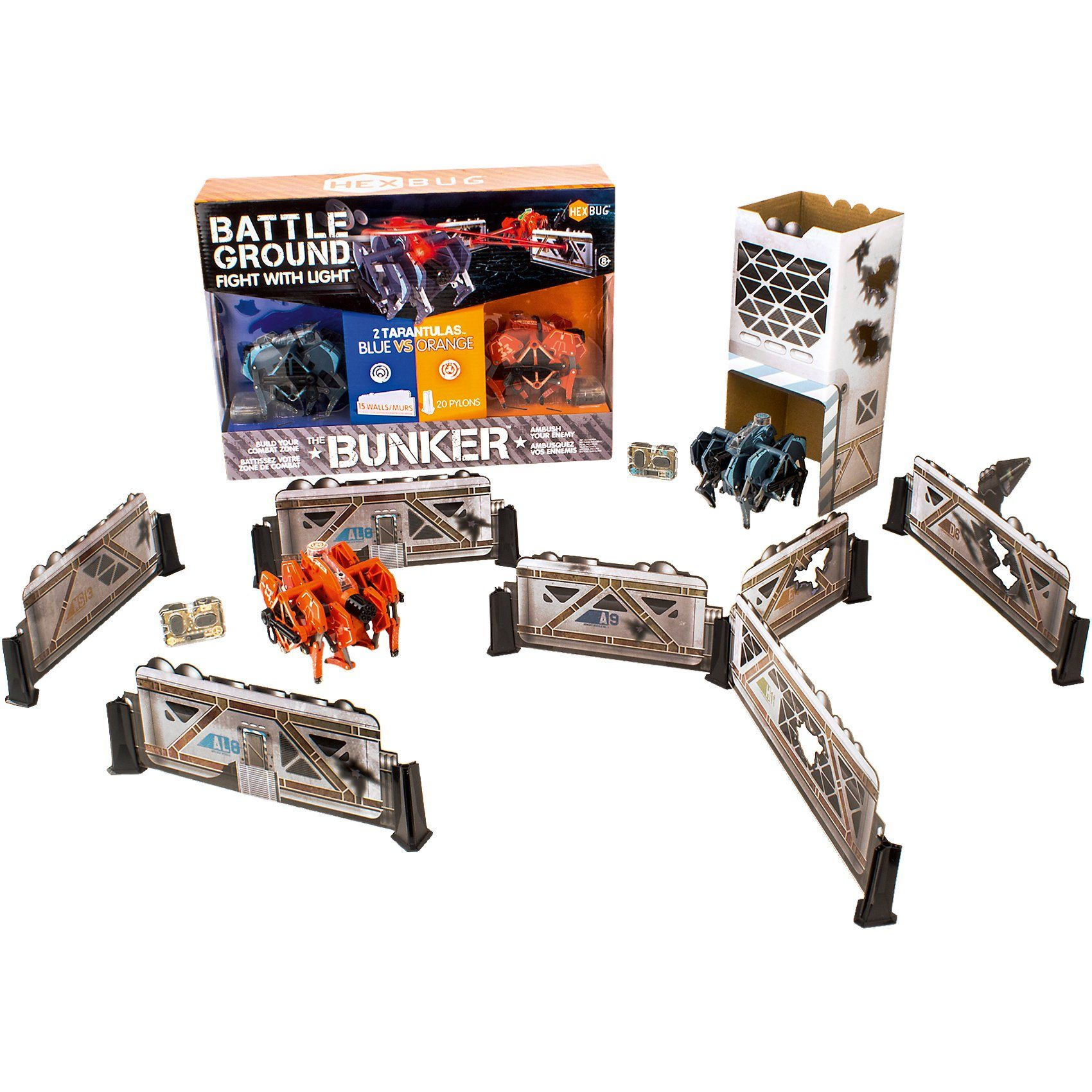 Hexbug Battle Ground Bunker