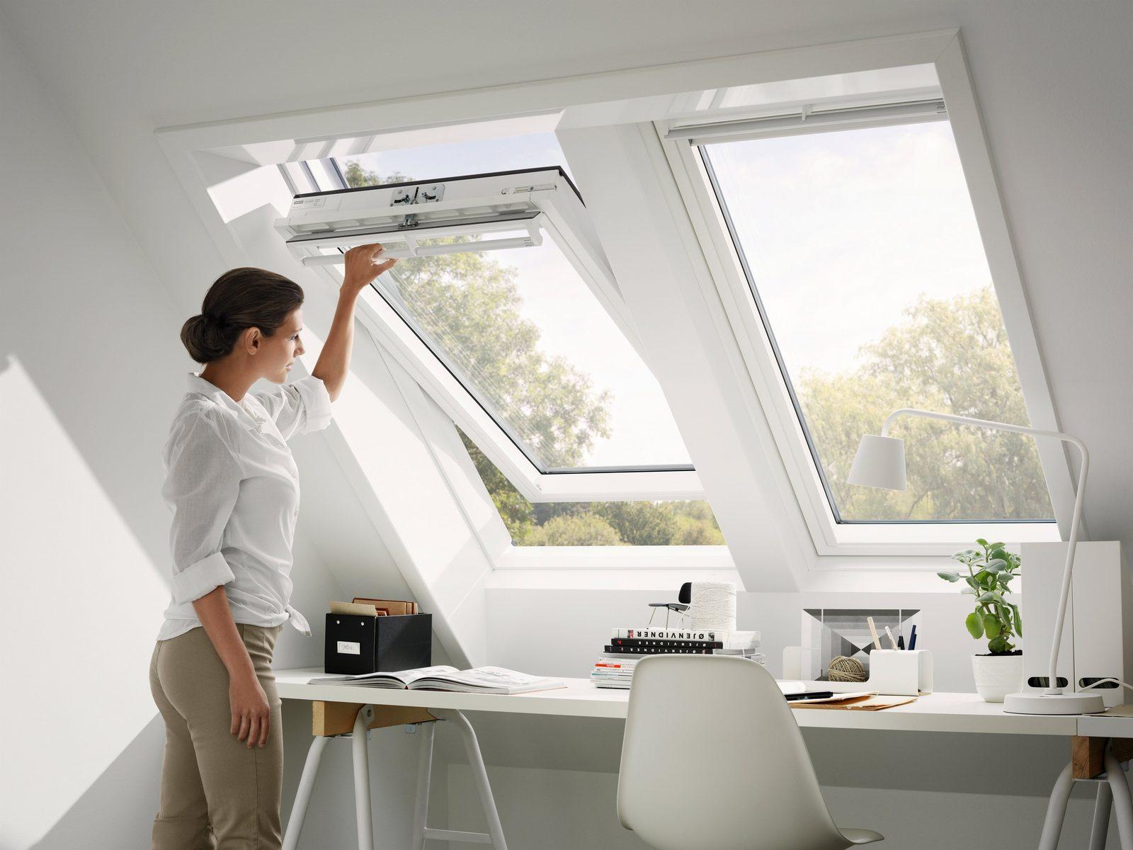 VELUX Dachfenster »GGU SK06«, BxH: 114x118 cm jetztbilligerkaufen