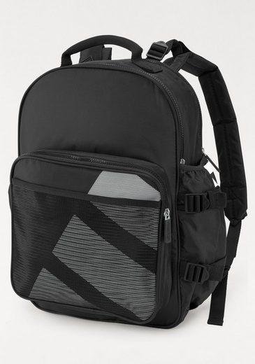 Adidas Originals City Backpack Classic Backpack Eqt, With Extra Laptop Compartment
