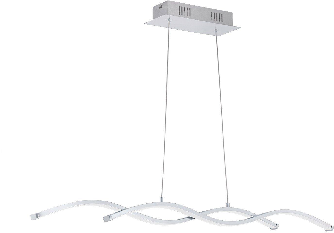 Eglo LED Pendelleuchte, 2flg., Länge 87 cm, »LASANA2«