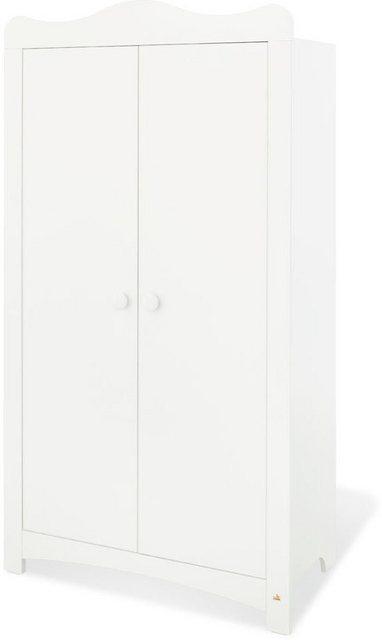 Babyzimmer - Pinolino® Babyzimmer Komplettset »Florentina«, (Set, 4 tlg), breit mit Reglaufsatz  - Onlineshop OTTO