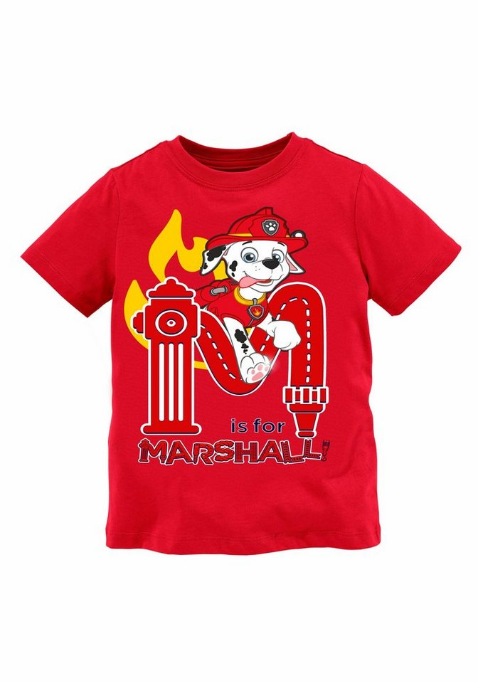 paw patrol t shirt mit coolem druck online kaufen otto. Black Bedroom Furniture Sets. Home Design Ideas