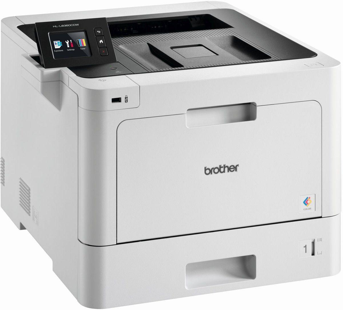 Brother Farblaser-Drucker »HL-L8360CDW Farblaserdrucker«