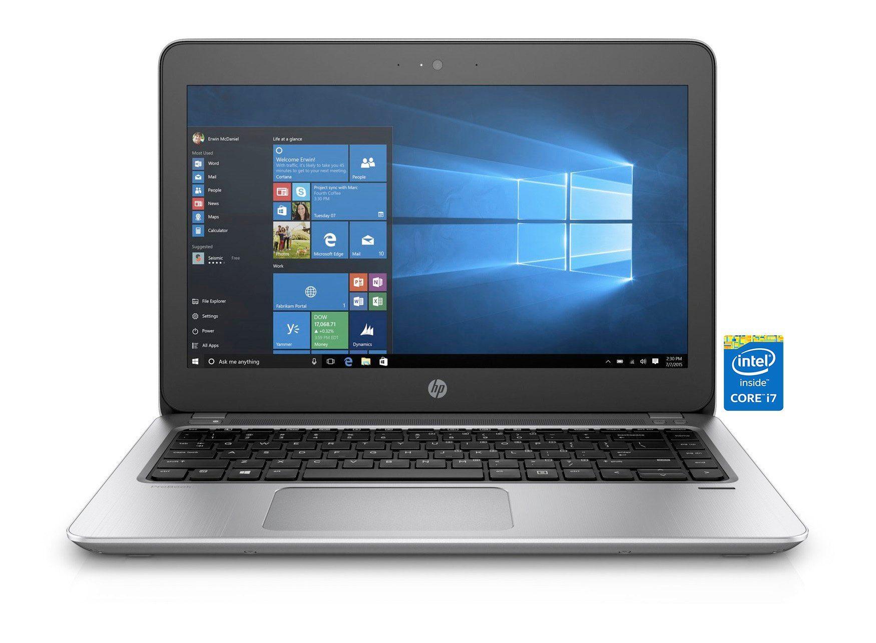 HP Notebook »PROBOOK 430-G4 I7-7500U 1X8GB«