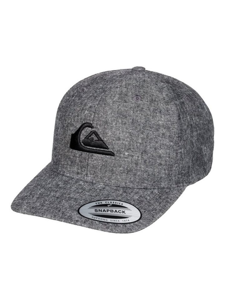 quiksilver snapback cap decades plus snapback cap. Black Bedroom Furniture Sets. Home Design Ideas