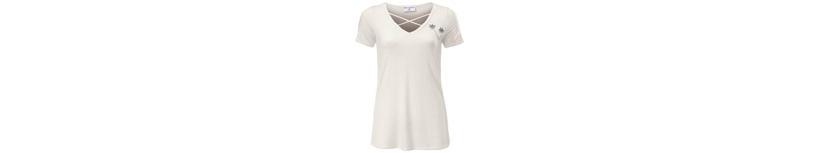 Neuester Rabatt Billig Verkaufen Brandneue Unisex RICK CARDONA by Heine V-Shirt mit Schmuckelementen Rabatt Aaa RLT60p4Are