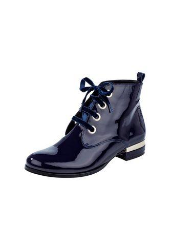 Ботинки со шнуровкой в Lack-Optik в La...
