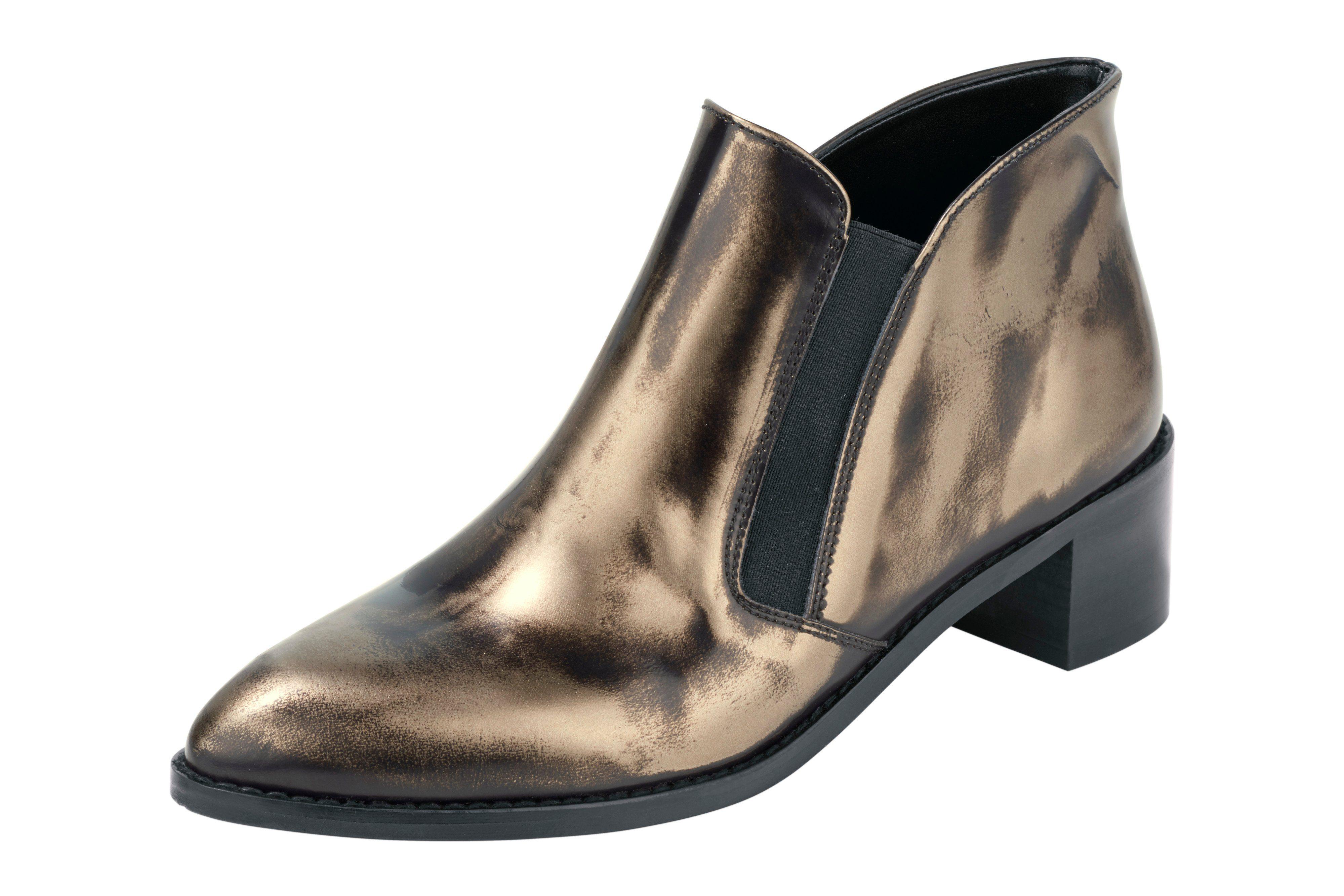 Heine Stiefelette online kaufen  bronzefarben