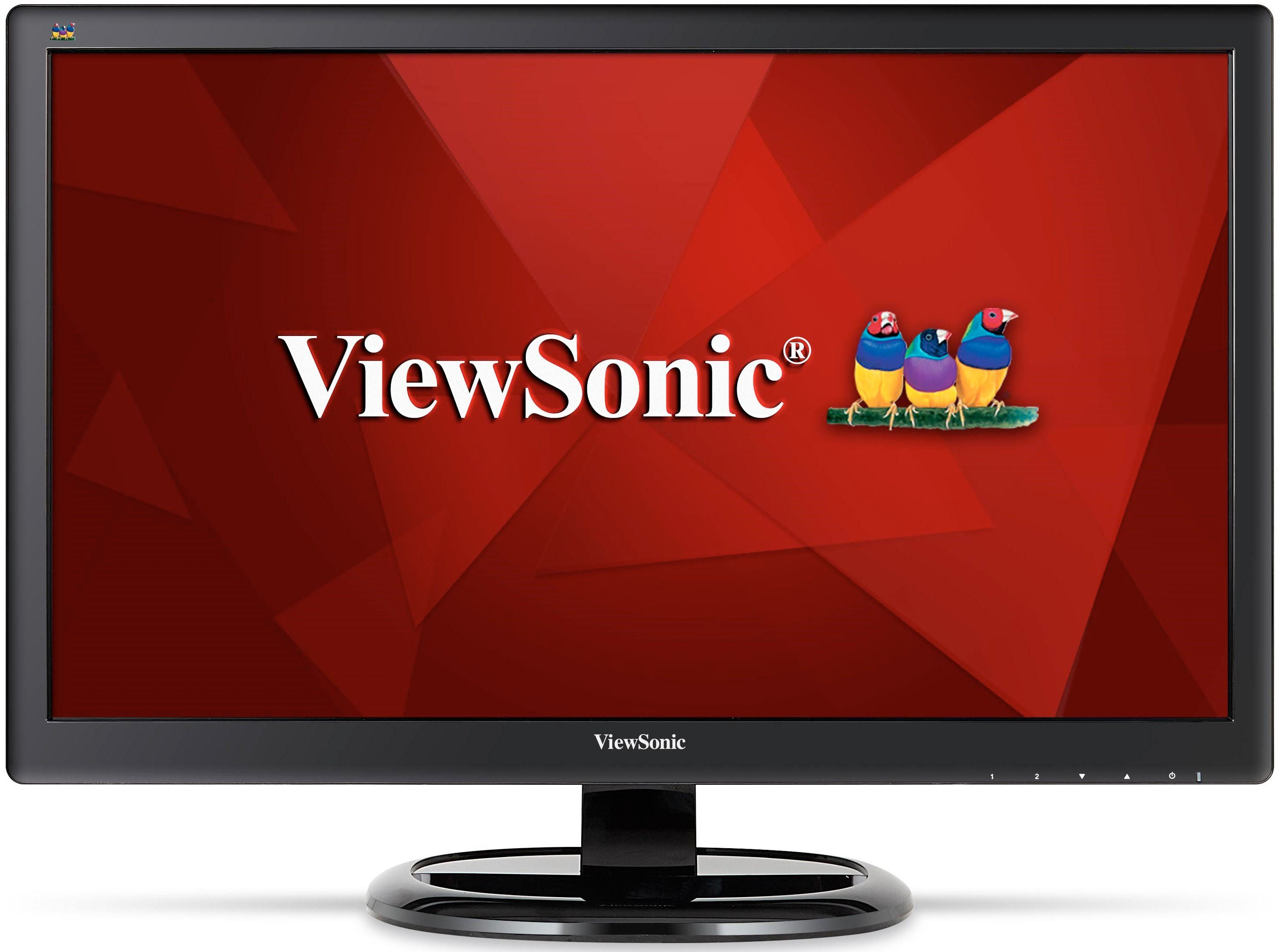ViewSonic Full-HD Monitor (24 Zoll) mit VA-Panel »VA2465S-3«