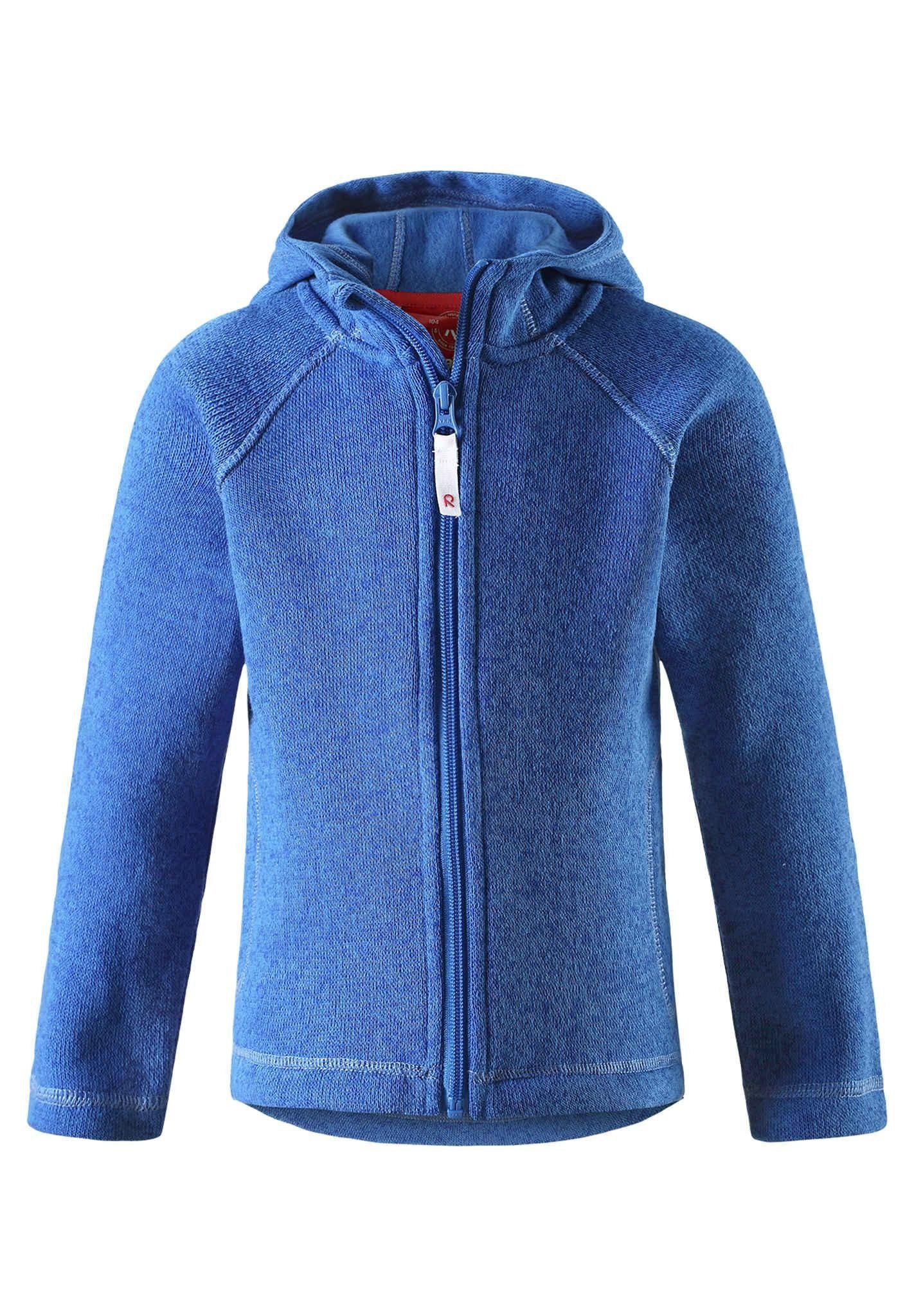 Трикотажная куртка из флиса »Pursi«