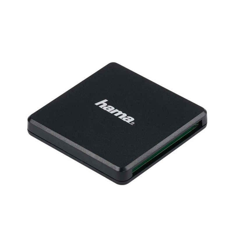Hama USB 3.0 Kartenleser SD/SDHC/SDXC/CF u. Micro Speicherkarten »microSD/microSDHC/microSDXC«