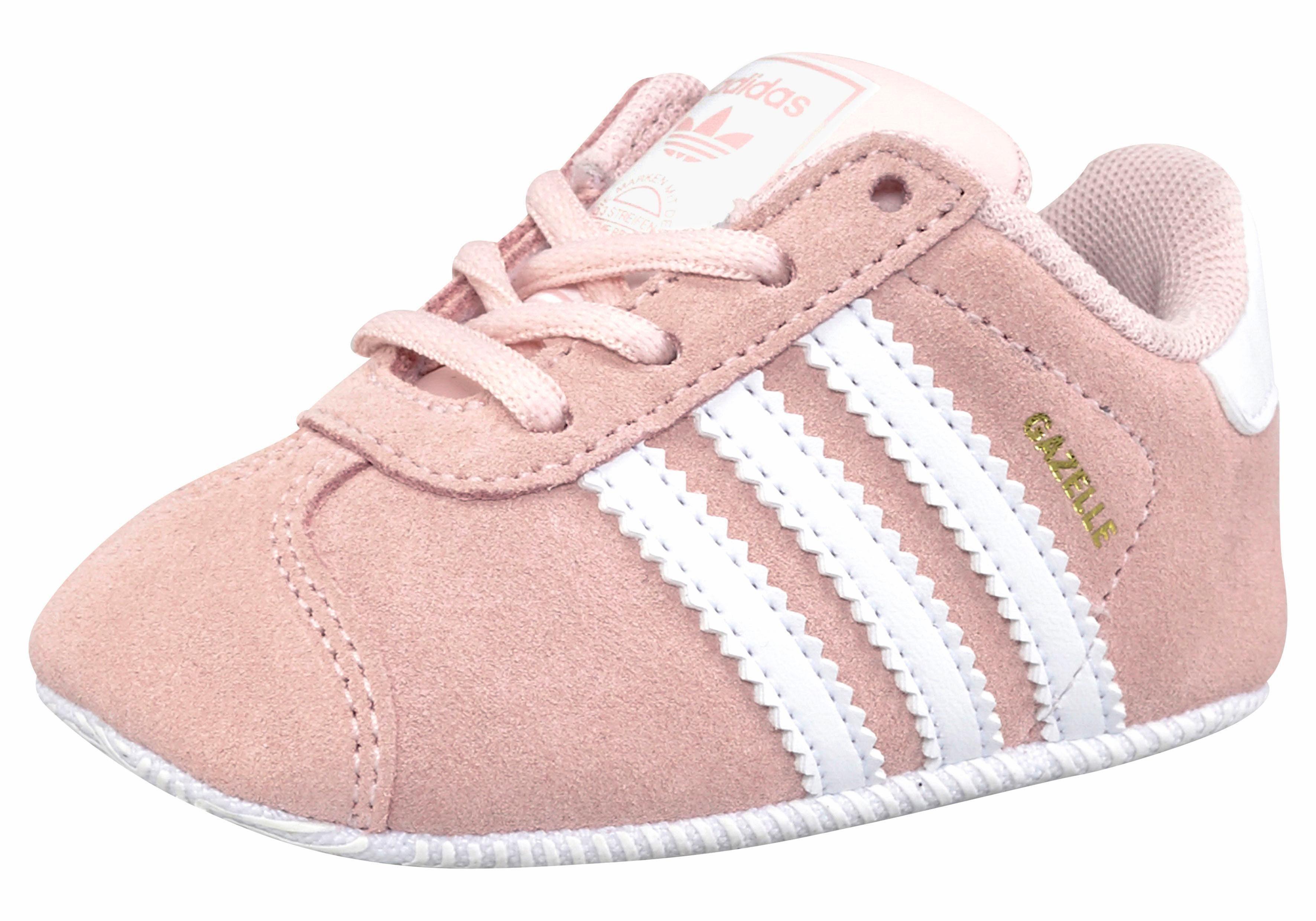 adidas baby gazelle pink