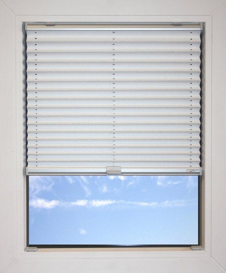 plissee nach ma young style energy saving sunlines verdunkelnd energiesparend mit bohren. Black Bedroom Furniture Sets. Home Design Ideas