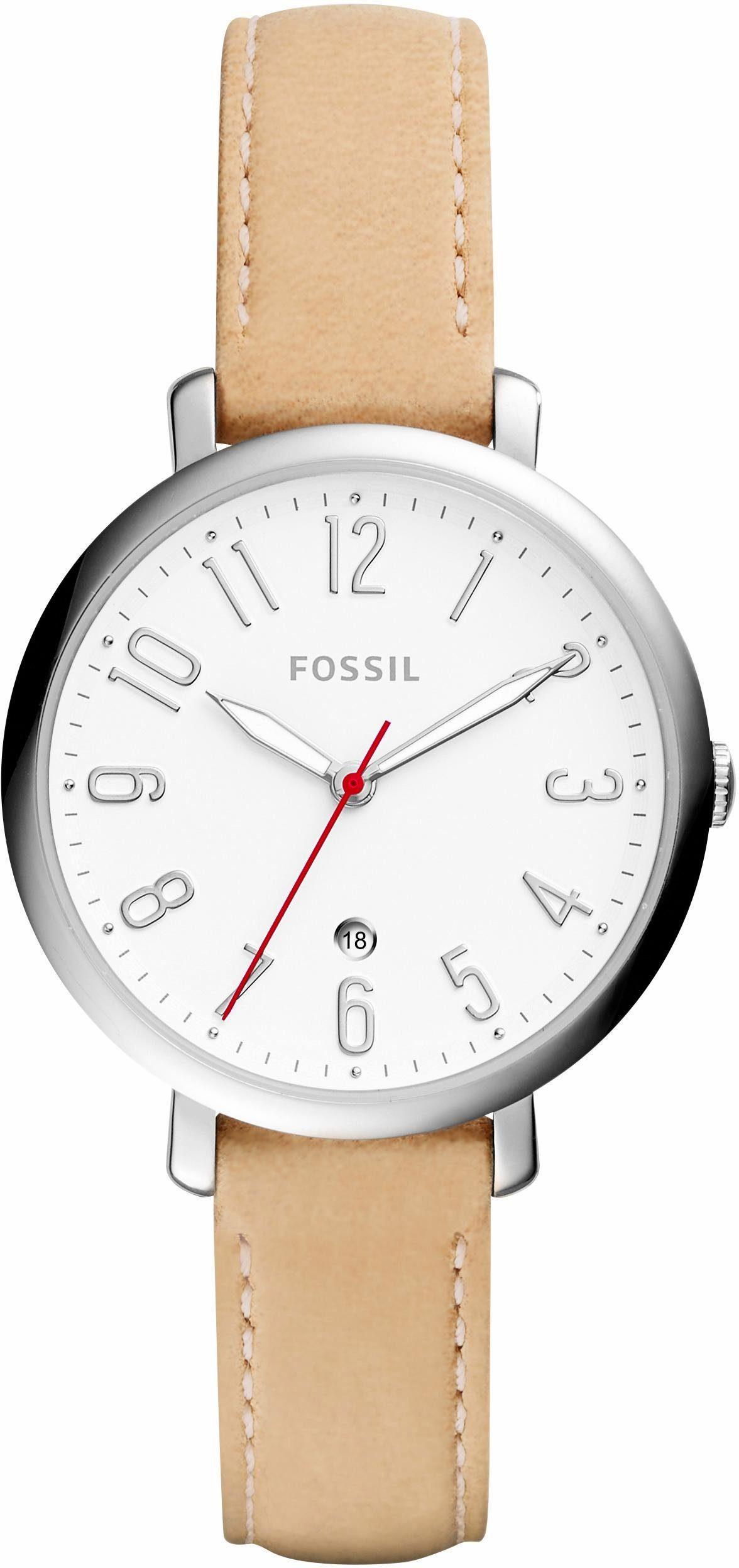 Fossil Quarzuhr »JACQUELINE, ES4206«
