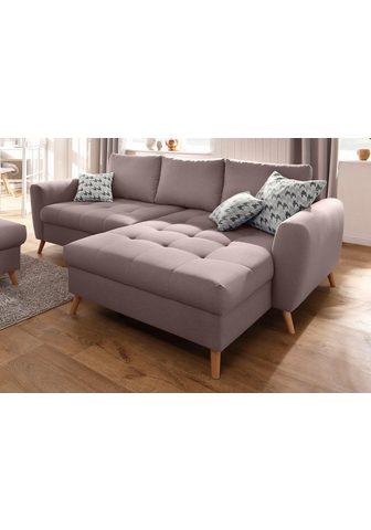 HOME AFFAIRE Kampinė sofa »Jordsand«