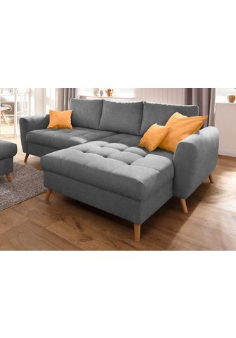 HOME AFFAIRE Kampinė sofa »Jordsand«