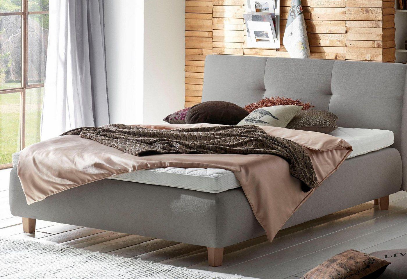 boxspringbett mit taschenfederkern machen sie den preisvergleich bei nextag. Black Bedroom Furniture Sets. Home Design Ideas