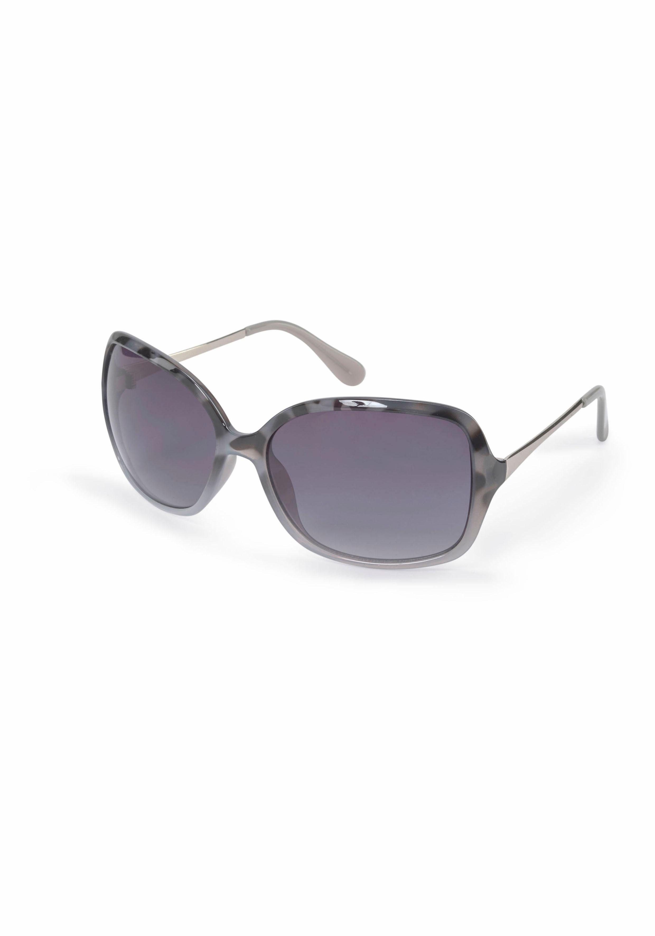 Sonnenbrille, im modischen Design