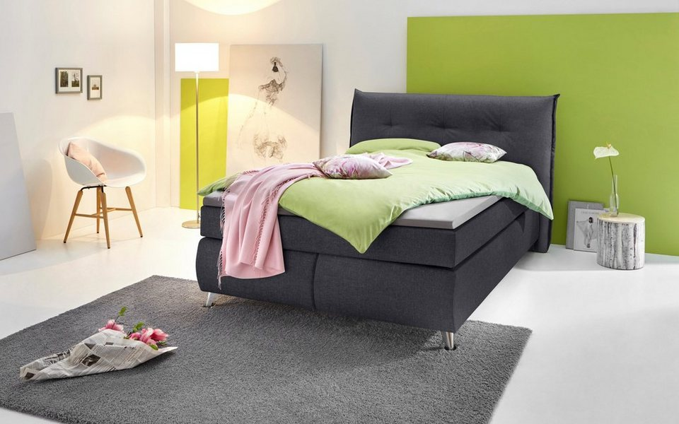 hapo boxspringbett online kaufen otto. Black Bedroom Furniture Sets. Home Design Ideas