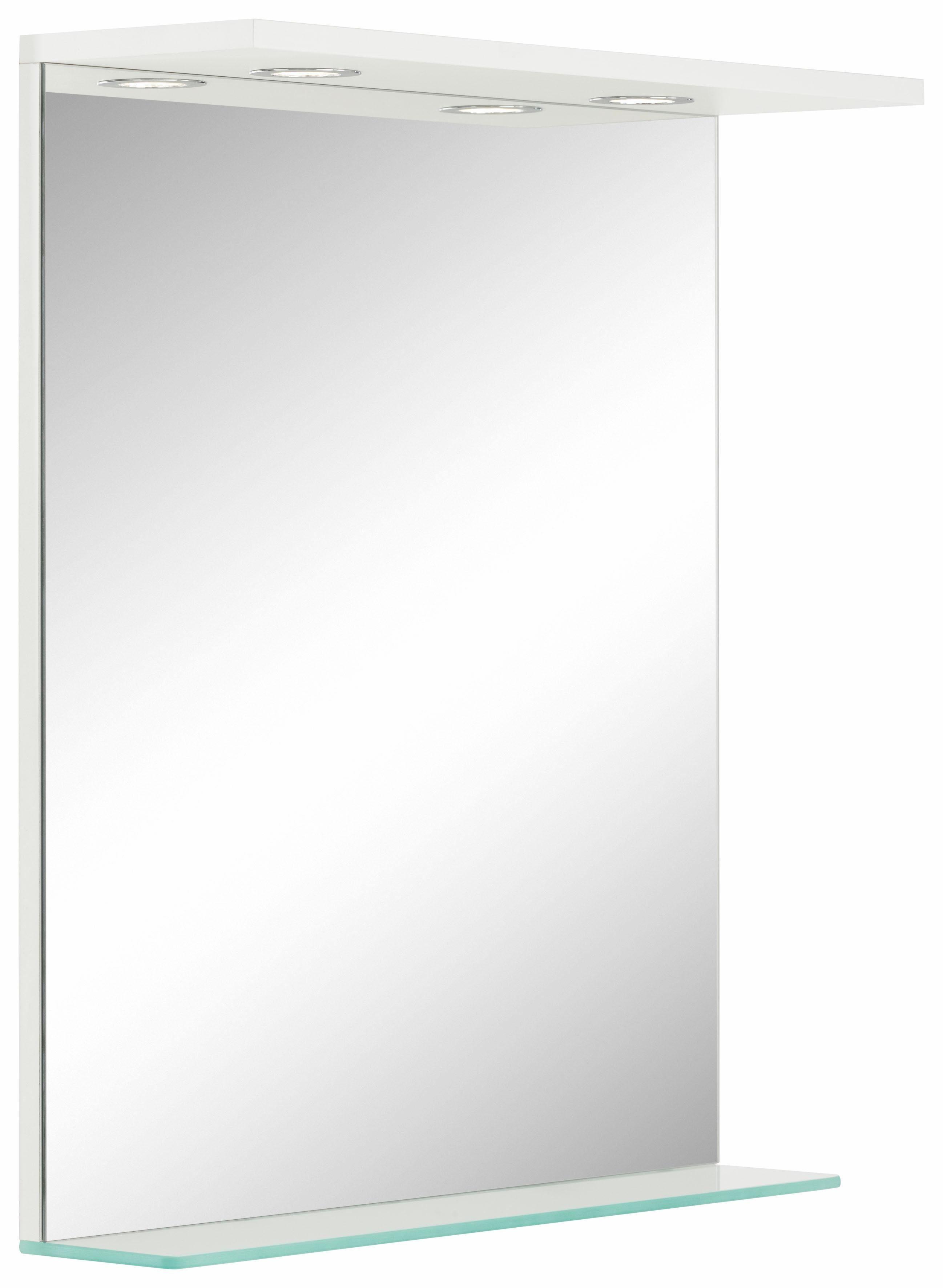 OPTIFIT Spiegel »Wien« mit LED-Beleuchtung, Breite 60 cm