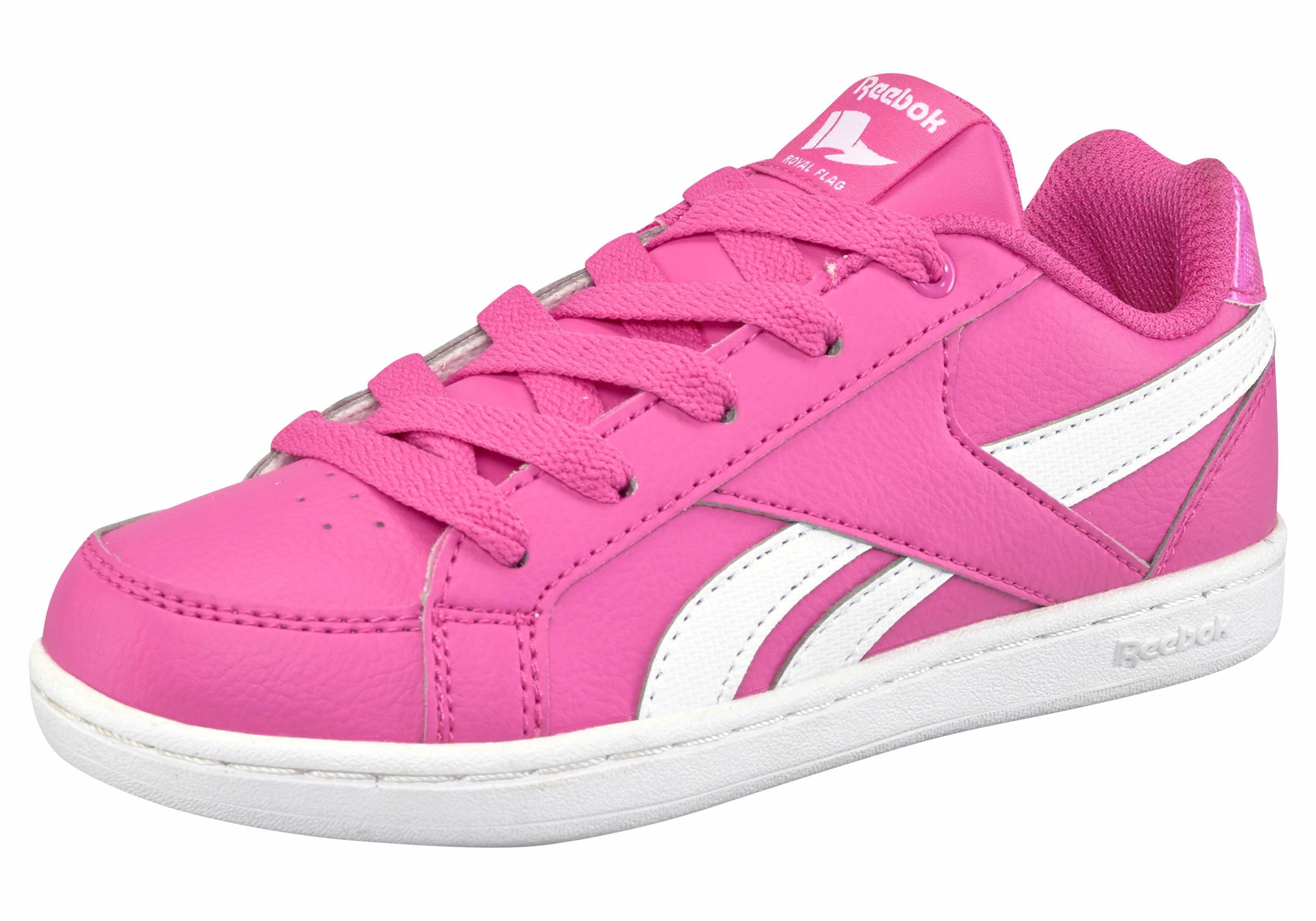 Reebok ROYAL PRIME J Sneaker online kaufen  pink-weiß