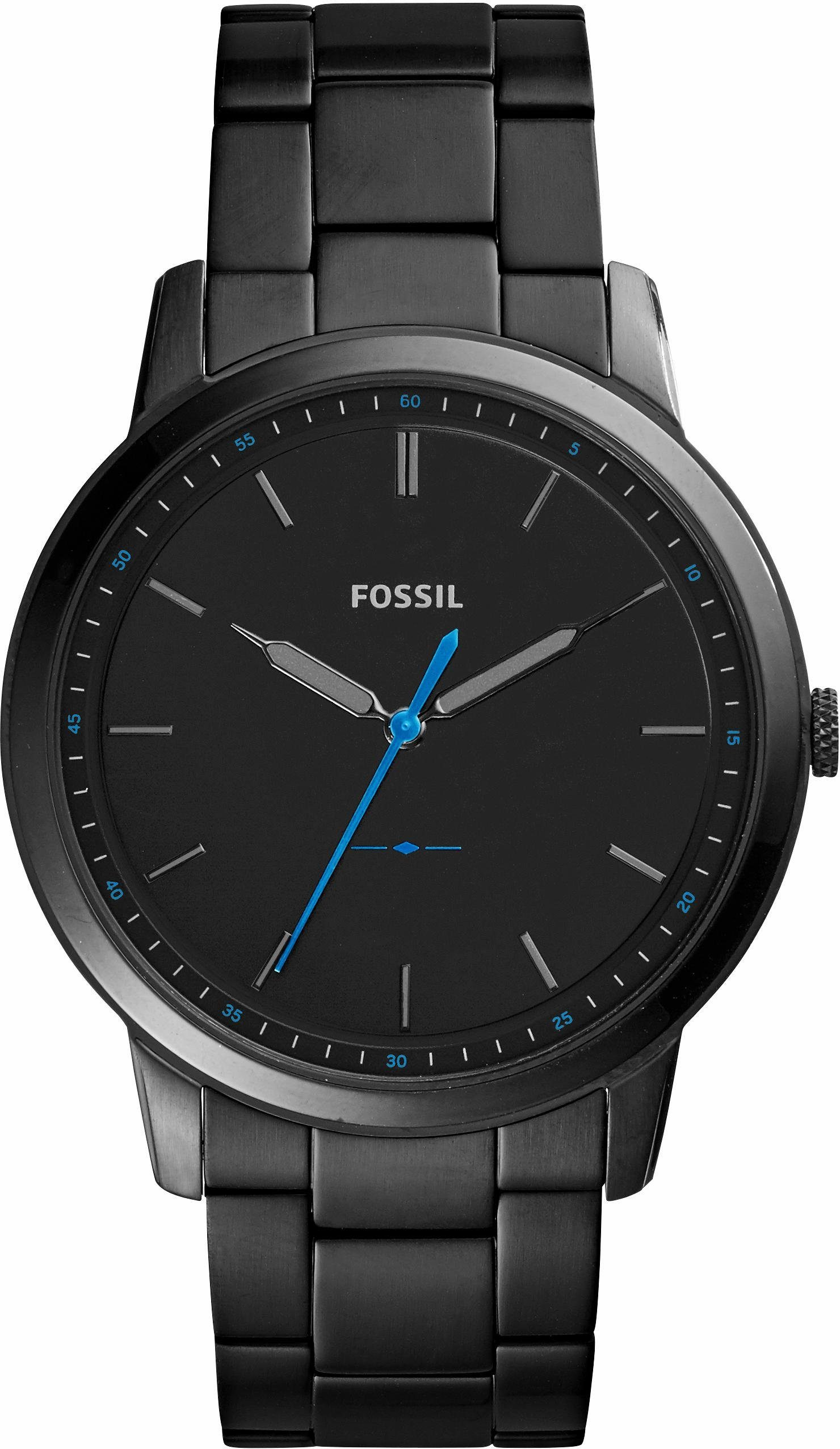 Fossil Quarzuhr »THE MINIMALIST 3H, FS5308«