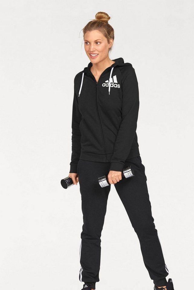 adidas performance jogginganzug co mid 3s tracksuit. Black Bedroom Furniture Sets. Home Design Ideas