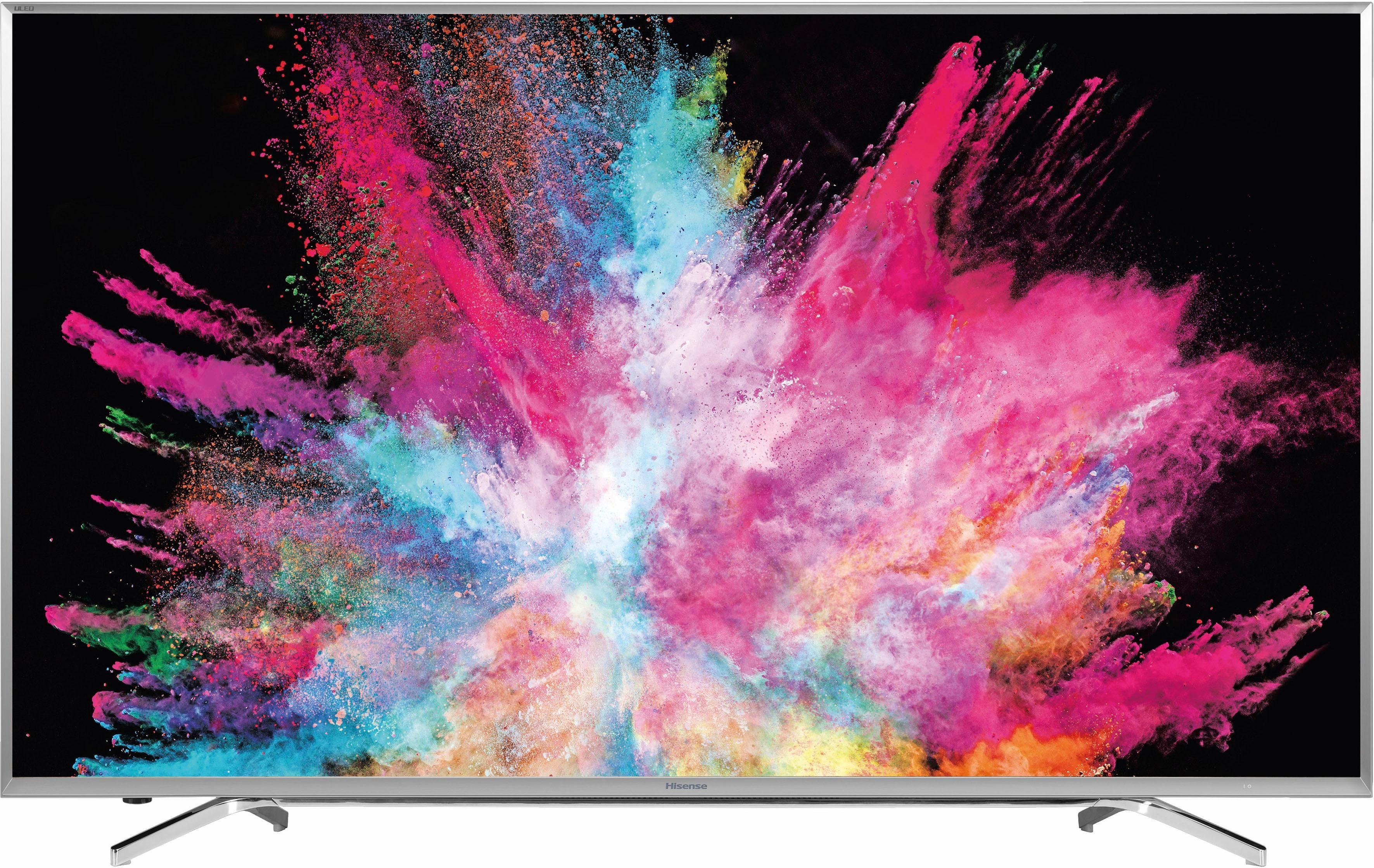 Hisense H55M7000, LED Fernseher, 138 cm (55 Zoll), 2160p (4K Ultra HD), Smart-TV