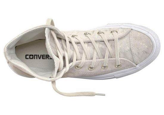 Converse Chuck Taylor All Star Hi Sneaker, Shimmer Suede