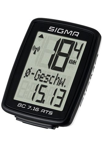 SIGMA SPORT Dviračio kompiuteris »BC 7.16 ATS«