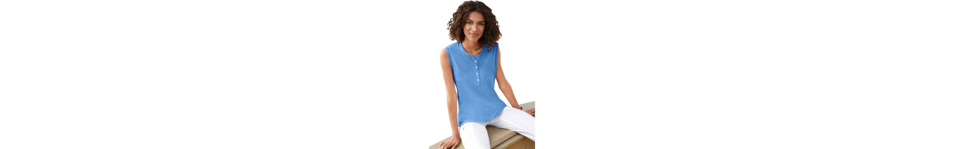 2018 Rabatt Collection L. Shirttop in PURE WEAR-Qualität Billig Vermarktbare Günstig Kaufen 100% Original KB1lSs