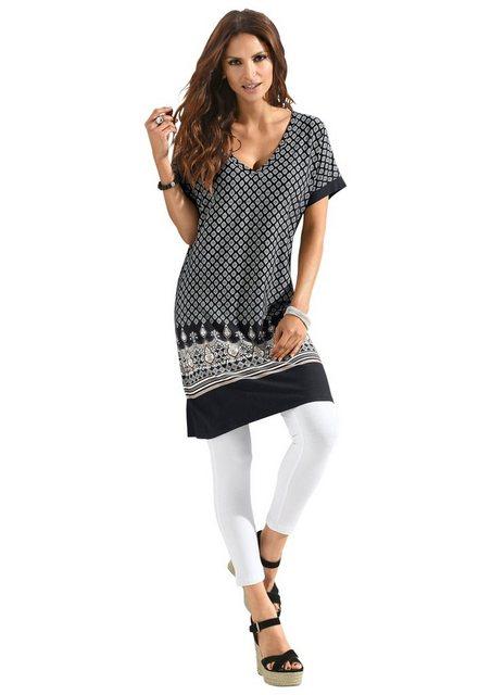 classic inspirationen -  Jersey-Kleid in bequemer Schlupfform