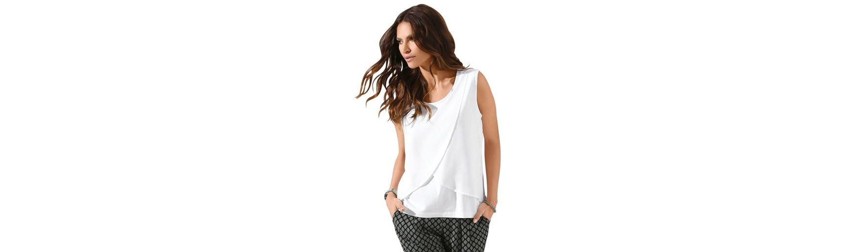 Freies Verschiffen Bestes Geschäft Zu Bekommen Spielraum Größte Lieferant Classic Inspirationen Shirttop im Lagenlook vbesQ11G