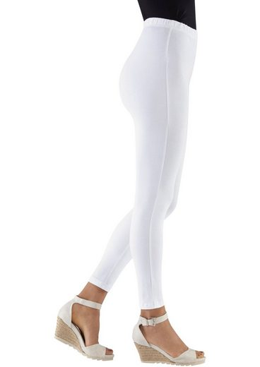 Classic Inspirations Leggings With Comfortable Wrap-dehnbund