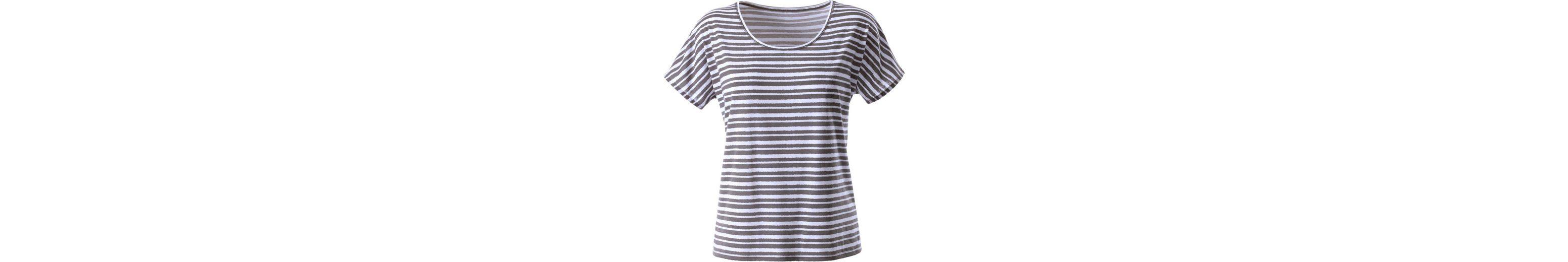 Collection L. Shirt im flotten Streifendessin Cool Wirklich Günstiger Preis Billig 2018 Erschwinglich Zu Verkaufen Zum Verkauf Großhandelspreis YU23Jay