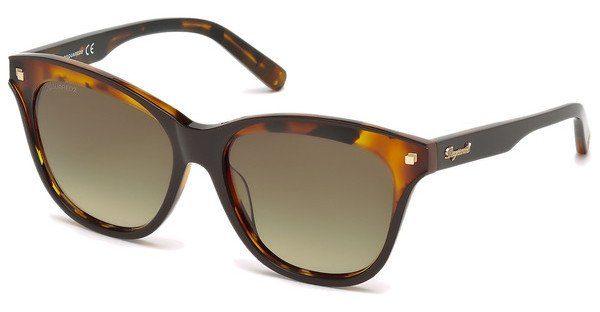 Dsquared² Damen Sonnenbrille » DQ0210«