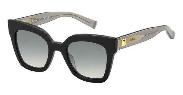 Max Mara Damen Sonnenbrille » MM PRISM IV«, grau, C98/IR - grau/grau