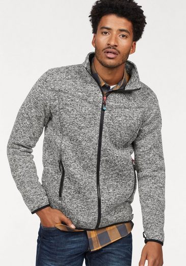 Polarino Functional Jacket 3-in-1, Including Knitting Fleecejacke