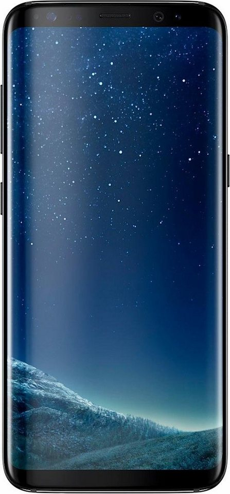 samsung galaxy s8 smartphone 15 81 cm 6 2 zoll 64 gb. Black Bedroom Furniture Sets. Home Design Ideas