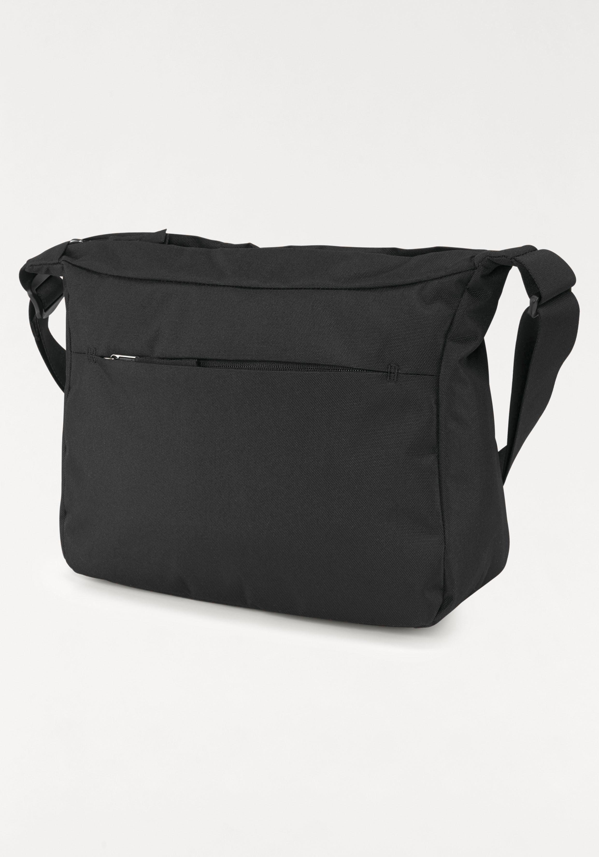 Platz Umhängetasche Wolfskin Viel Praktische »valparaiso Jack Tasche Mit Bag« 58dvwwq
