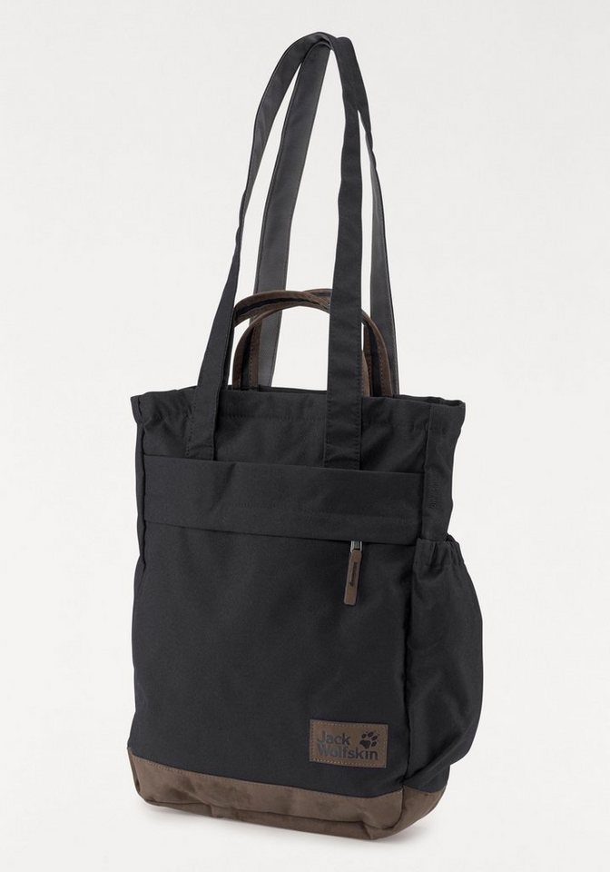 jack wolfskin shopper piccadilly auch als rucksack tragbar online kaufen otto. Black Bedroom Furniture Sets. Home Design Ideas