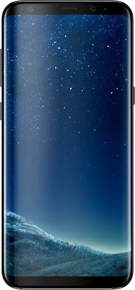 Samsung Galaxy S8 Smartphone (14,33 cm/5,6 Zoll, 64 GB Speicherplatz, 12 MP Kamera, Wireless Charger)