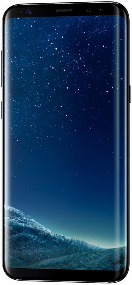samsung galaxy s8 smartphone mit 64 gb interner speicher. Black Bedroom Furniture Sets. Home Design Ideas