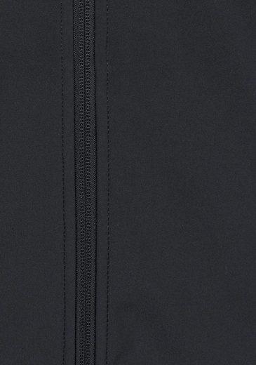 Schöffel Softshelljacke TRENTO, - wasserabweisend ausgerüstet