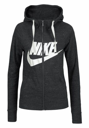 Nike Sportswear Kapuzensweatjacke WOMEN NSW GYM VINTAGE HOODIE FZ GX