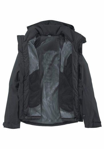 Schöffel Funktionsjacke EASY M, 100% Wetterschutz